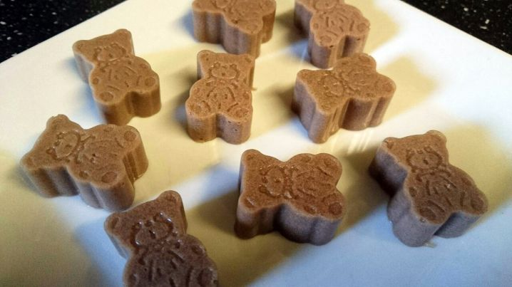 Choc Avocado Milkshake Gummy Bears