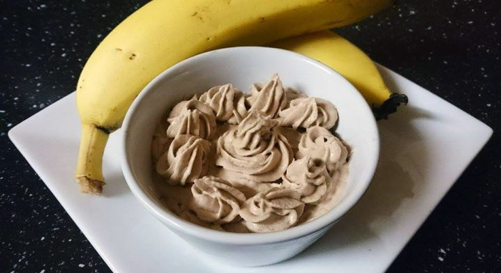 Choc-Banana Pudding