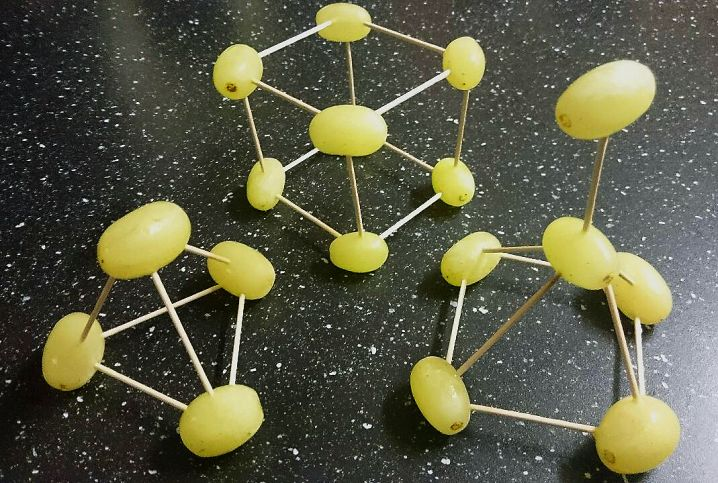 Geometric Grapes