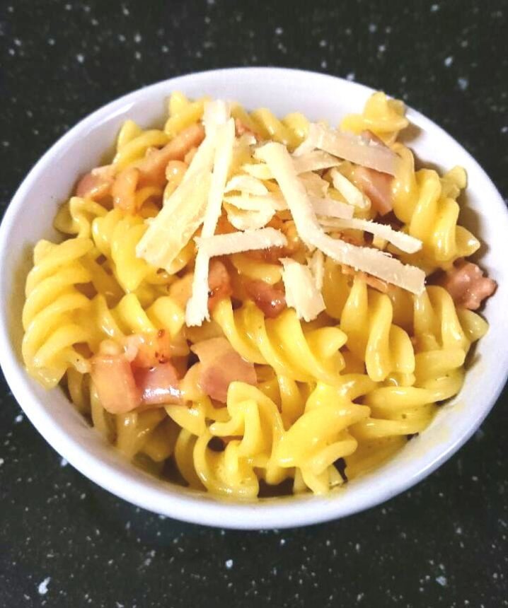Pasta Carbonara Is Simply Delicious And You Wont Believe How Quick Easy It To Make Yourself This One Of My Favourite Healthy Recipes For