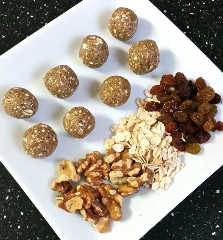 Walnut Snack Balls