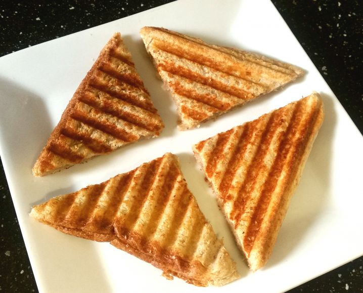 Banana Cinnamon Toasties
